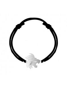 Bracelet Brésilien noir